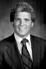 Sen. Thomas V. Mike Miller Jr. in 1978. Maryland Manual photo.