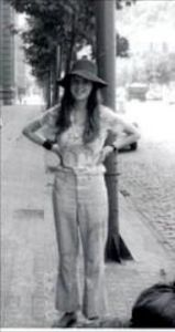 Mary in Heidelberg, 1969