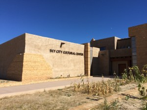 Sky City Cultural Center, Acoma Pueblo