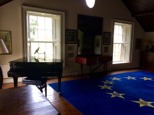 Tyrone Guthrie Centre, Composer's Room (Best quarters in the house)