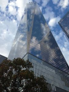 World Trade Center, NYC, October 2015