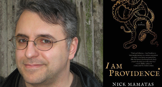 A Conversation with Nick Mamatas About Lovecraft's Legacy, Writing Conventions, and His New Novel 'I Am Providence'
