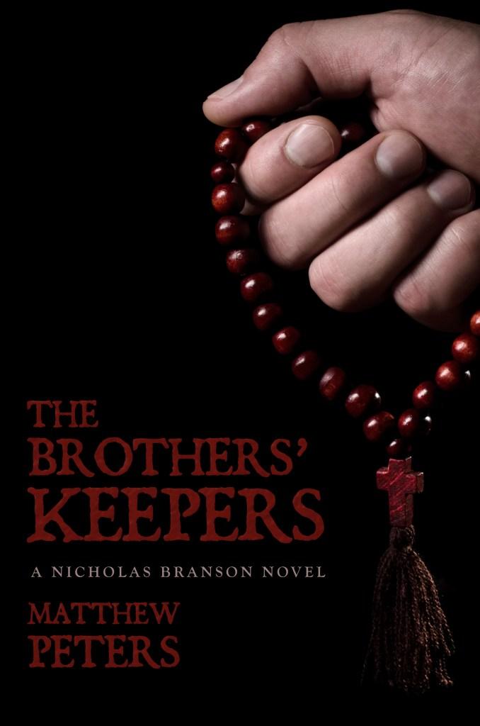 Meet Matthew Peters   Thriller Author Shares Words of Wisdom