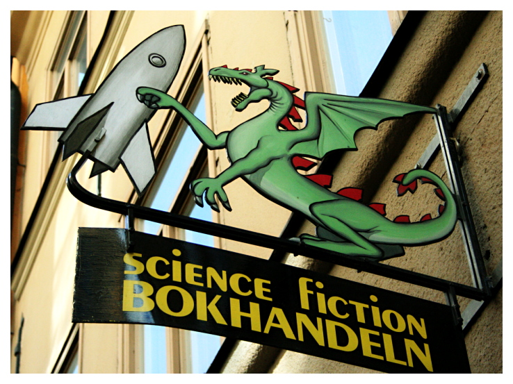 science fiction books