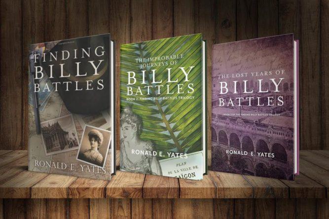 Billy Battles trilogy