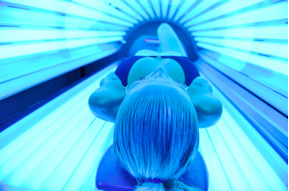 Addiction to tanning beds by Mary Lee Peters, MD