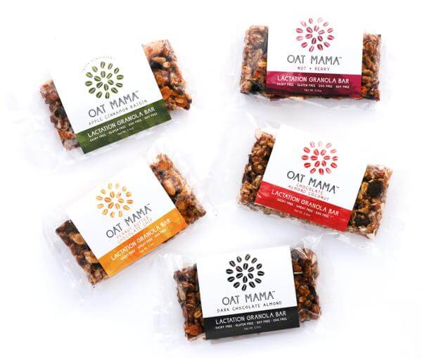Oat Mama - Lactation Bars