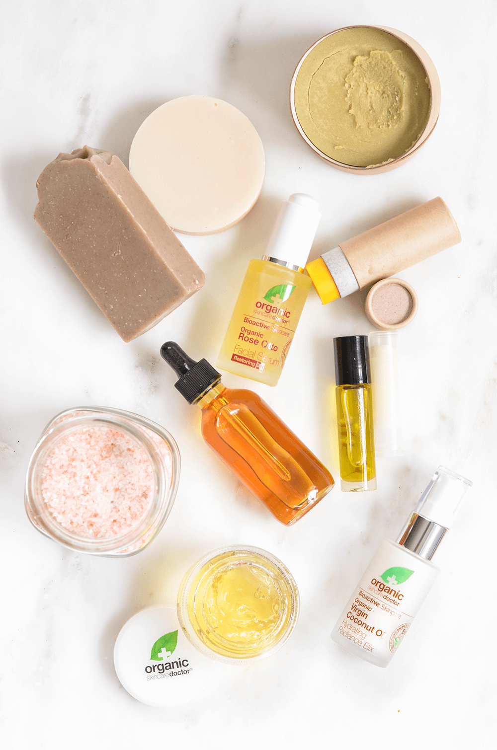 Everyday Beauty Essentials | My top picks for daily skin care. Sponsored by Organic Doctor