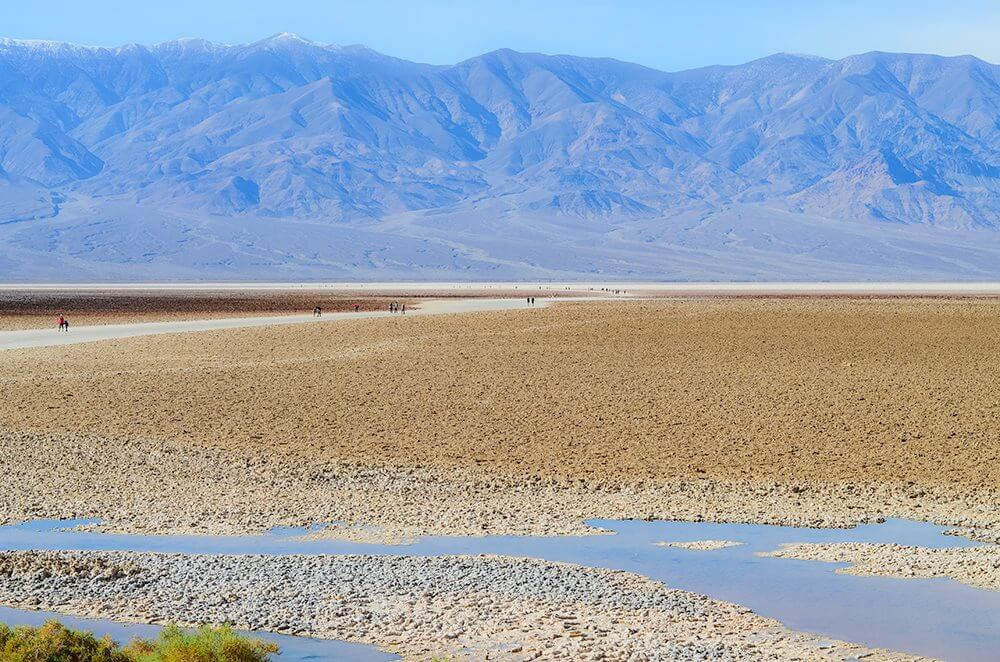 Badwater Basin - Death Valley National Park