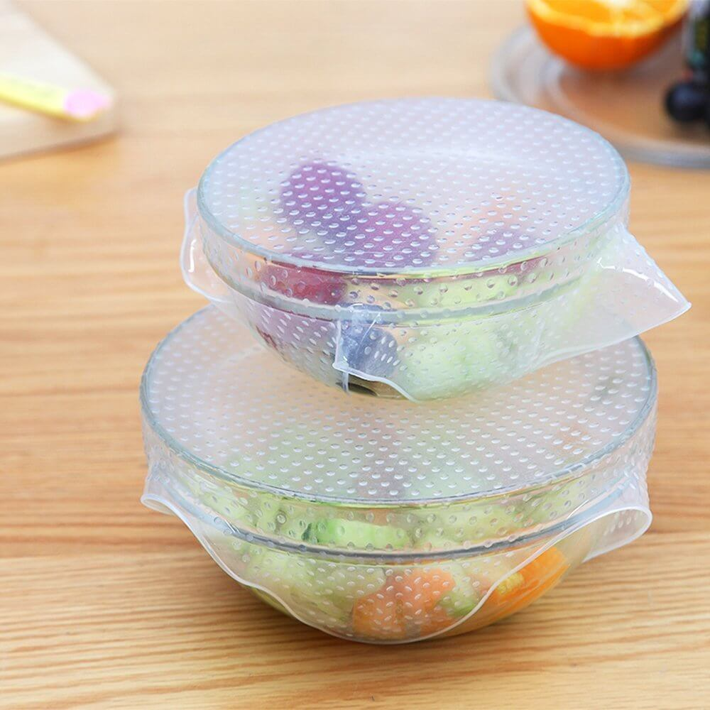 Reusable Silicone Bowl Cover Food Wrap