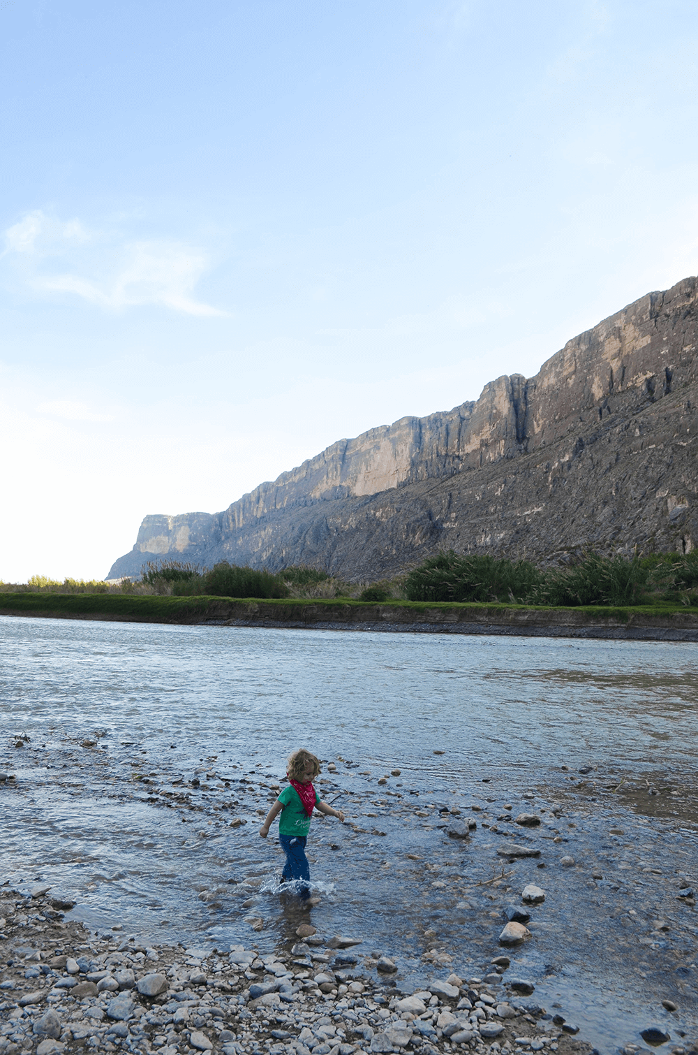 Two Days in Terlingua and Big Bend National Park - Santa Elena Canyon