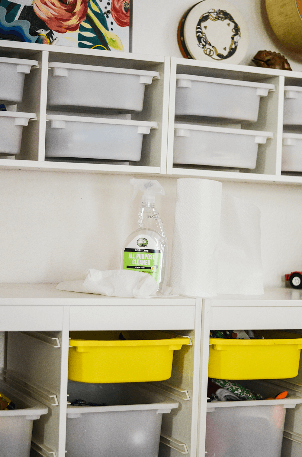 Five Ways to Simplify Spring Cleaning - With Open Nature Household Products