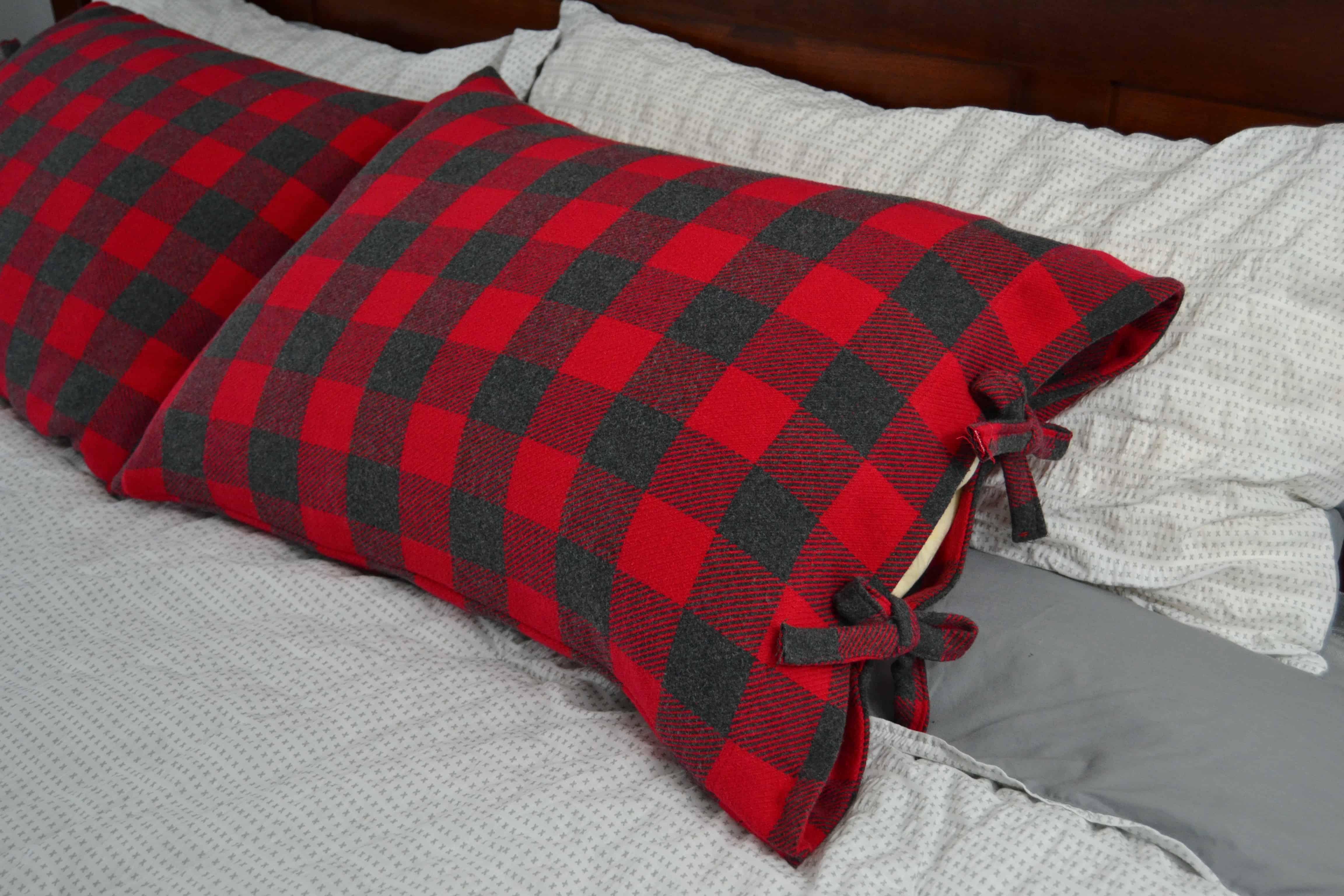 pillowcase tutorial bed pillow case