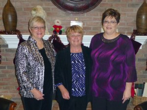 Mary, Peggy and Phyllis