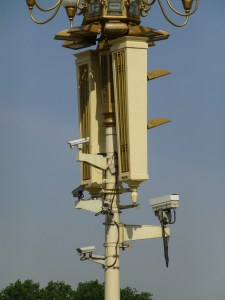 Surveillnace cameras
