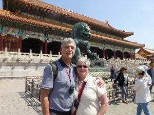Mary and John in the Forbidden City