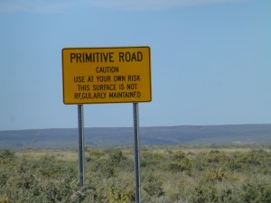 No doubt this road must be less primitive than 20 years ago!