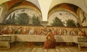 Ghirlandaio's Last Supper