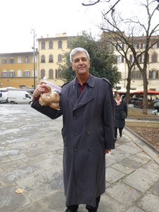 John's back with our Christmas bagels!