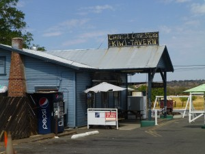 The Kiwi Tavern in Chinese Camp has been for sale for several years now.