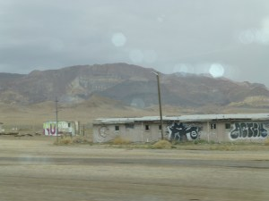Here's what is left of Coaldale, NV. Over the last 10 years it has fallen into more and more disrepair.