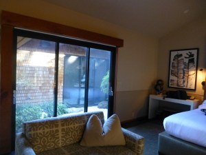 Our Zen Suite at the Gaige House