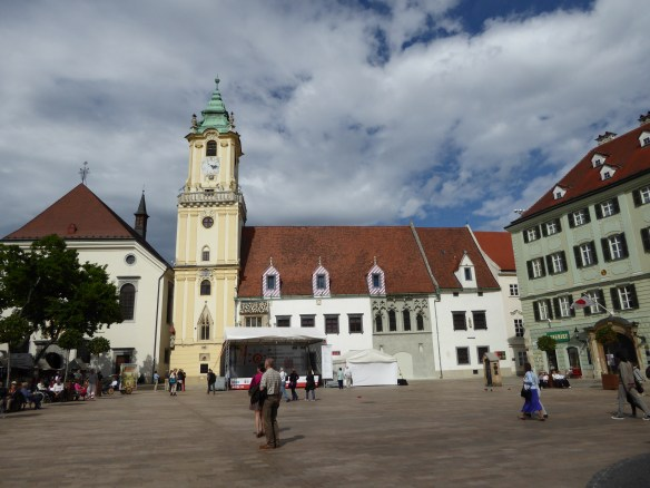 """""""Old town"""" square"""