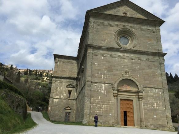Chiesa di SantaMaria delle Grazie al Calcinaio