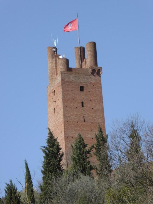 Frederick II Tower