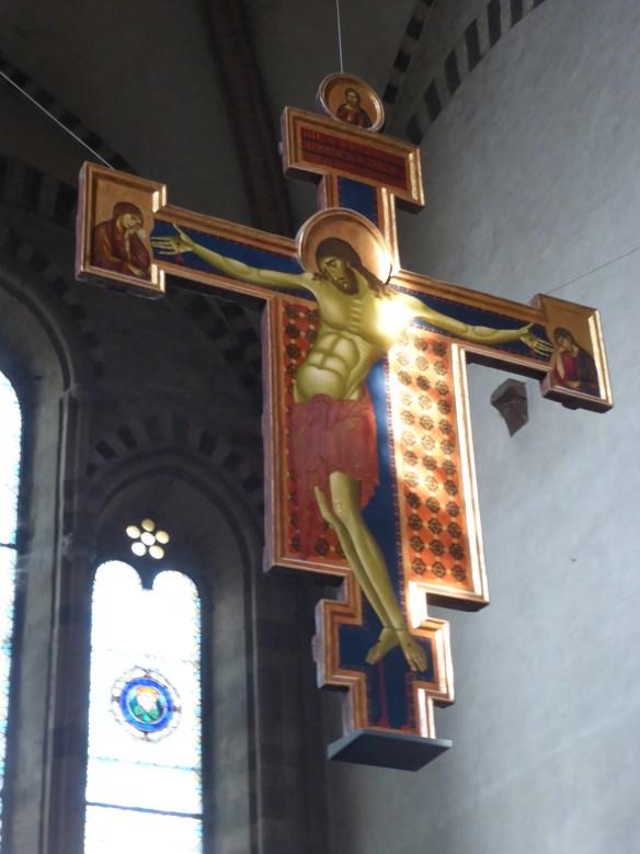 Cimabue crucifix, 1268