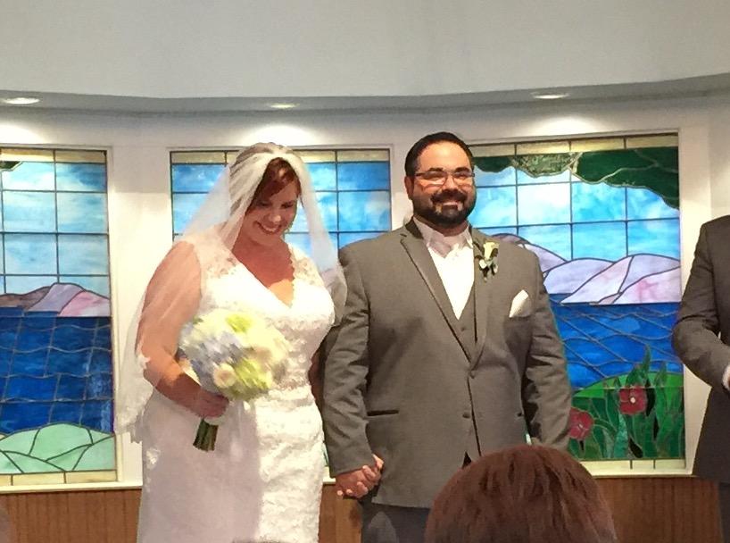 Mr. and Mrs. Rob Murren