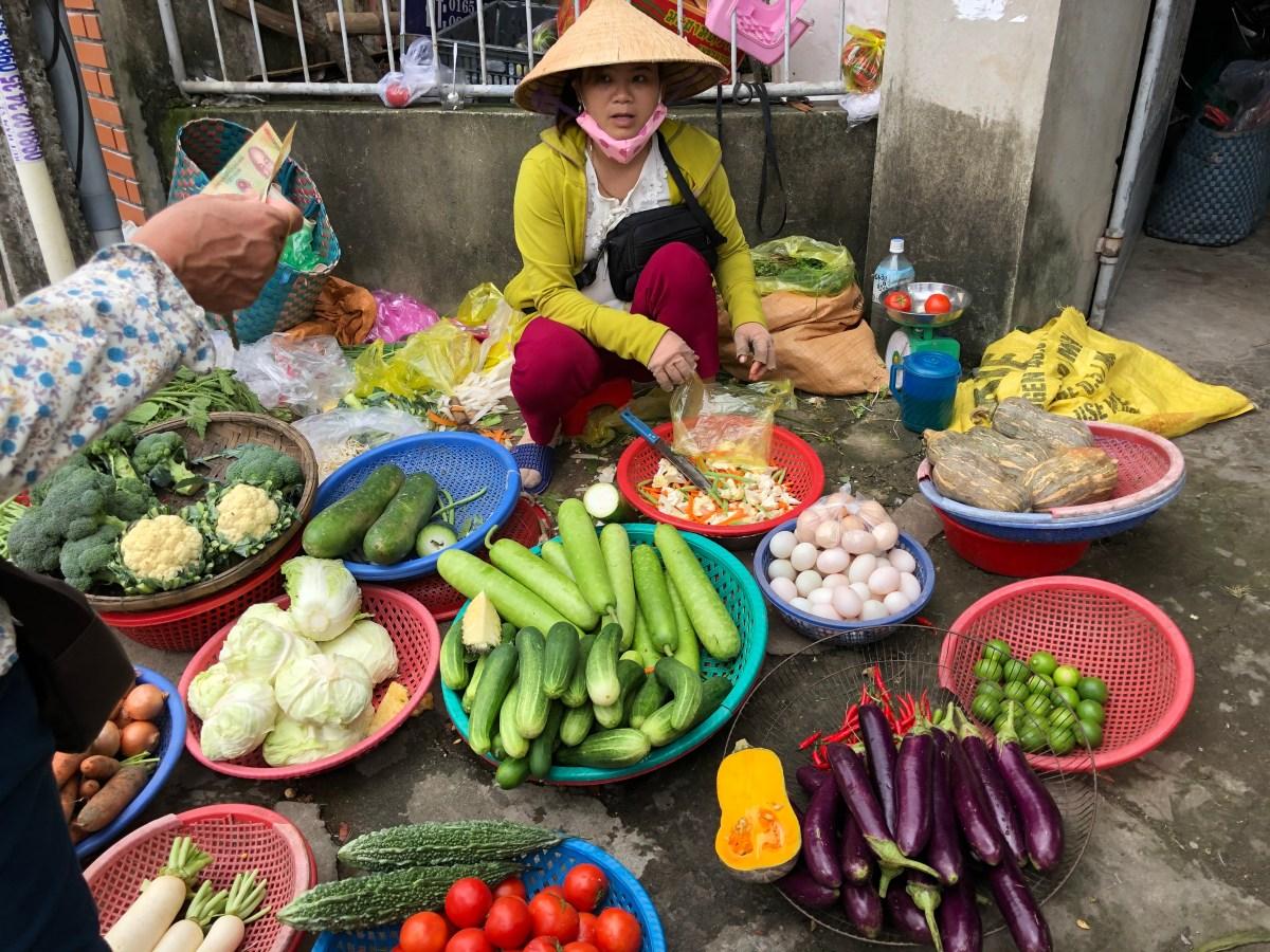 Authentic Vietnamese cuisine in Hue. 11/20/19
