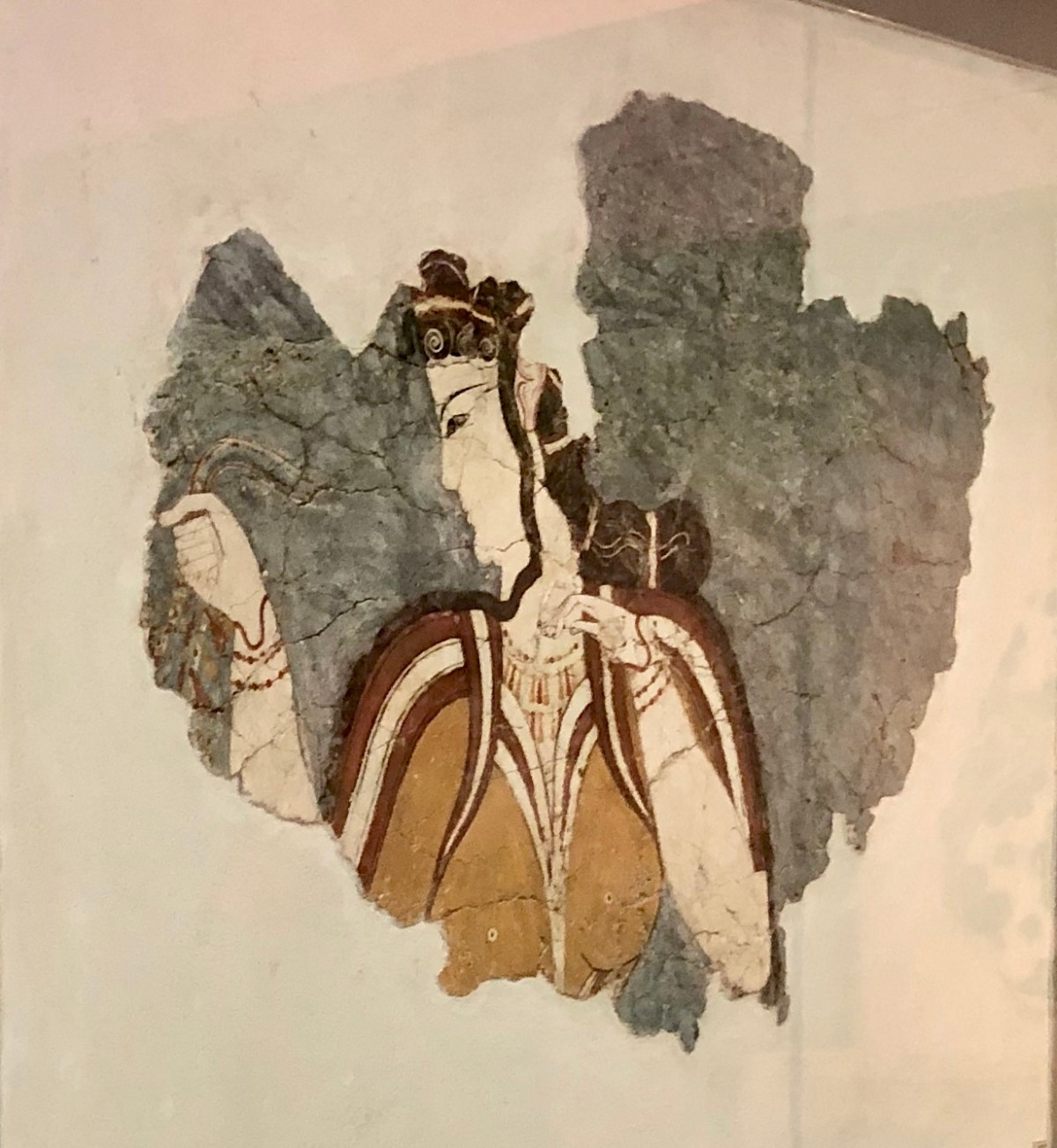 A trip to the Archeological Museum in Athens. 9/27/21