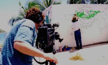 Producer. Camera. Editor. Vieques