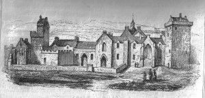Crossraguel Abbey in the 16th Century