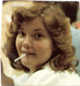 Pictures from the Past or Three Cheers for Big Hair!
