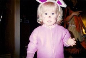 Sweet bunny face!!