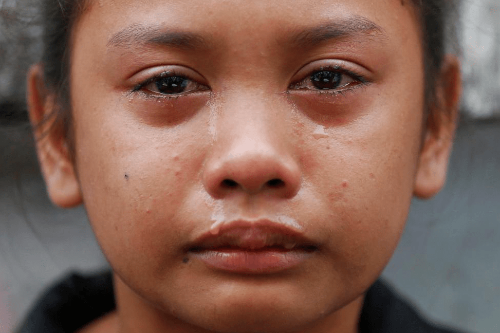 Image result for ejk children crying