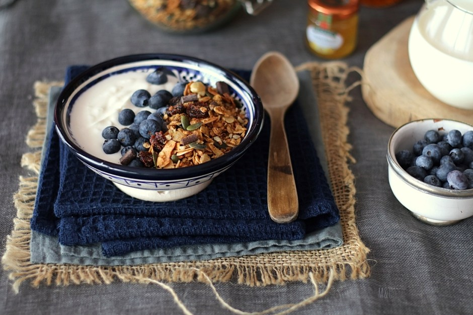 granola aux epices (3)