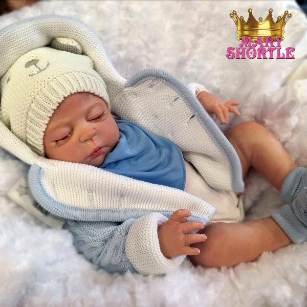 Cameron Reborn Baby of the Year Mary Shortle