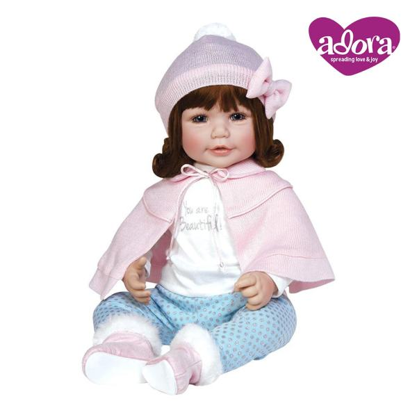 Jolie Adora Play Doll Mary Shortle