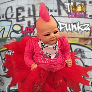 Lux The Punkz Reborn Mary Shortle