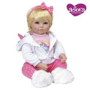 Rainbow Unicorn Adora Play Doll Mary Shortle