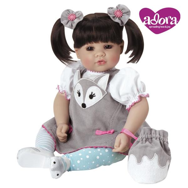 Silver Fox Adora Play Doll Mary Shortle