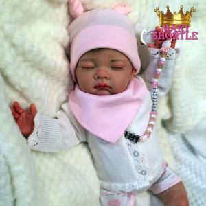 Sofia Asleep Ash Blonde Reborn Mary Shortle