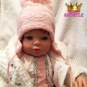 Arianna Reborn Toddler Mary Shortle