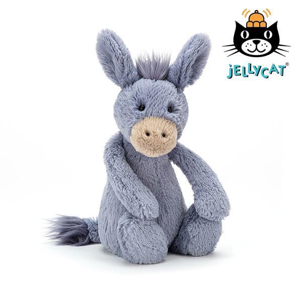 Jellycat Bashful Donkey Mary Shortle