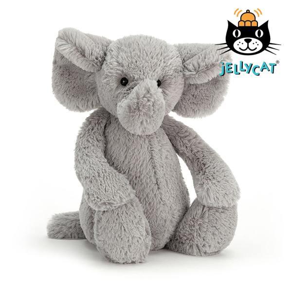 Jellycat Bashful Elephant Mary Shortle