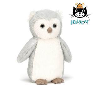 Jellycat Bashful Owl Chick Mary Shortle