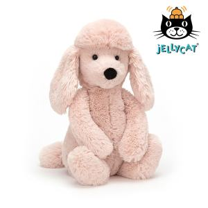 Jellycat Bashful Poodle Mary Shortle